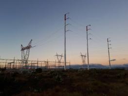 Línea de transmisión  25km 230kv  Subestación San Luis de La Paz Gto